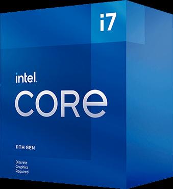 Intel® Core™ i7-11700F