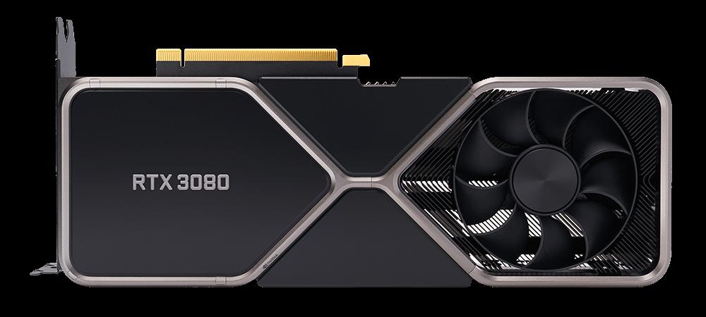 NVIDIA RTX™ 3080 10Gb
